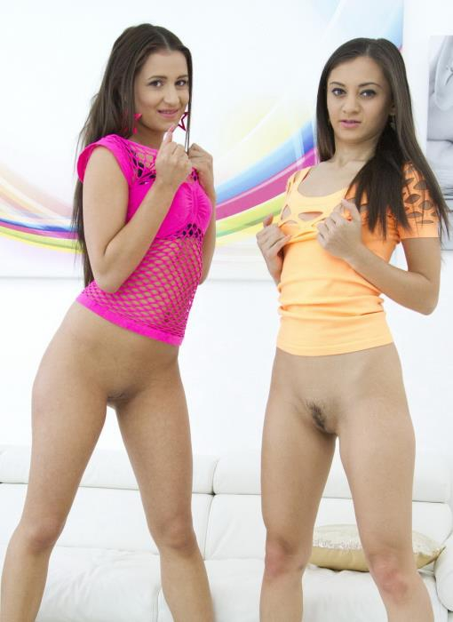 [LegalPorno] Cindy Alone, Shrima Malati - Anal And DP 4some For Legal Porn SZ847 (2016)