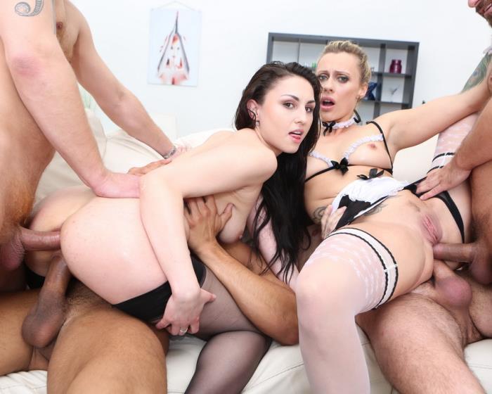 Tarra white first anal