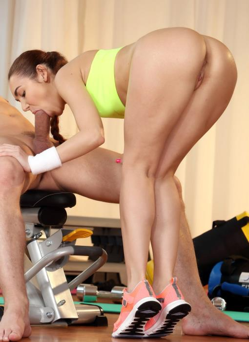 [FitnessRooms] Stacy Snake - Sexy Teens Gym Sex (2016)