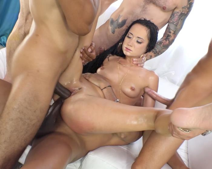 [LegalPorno] Angie Moon - Total Anal Destruction With DP, DAP And Triple Penetration RS271 (2016) [HD 720p]