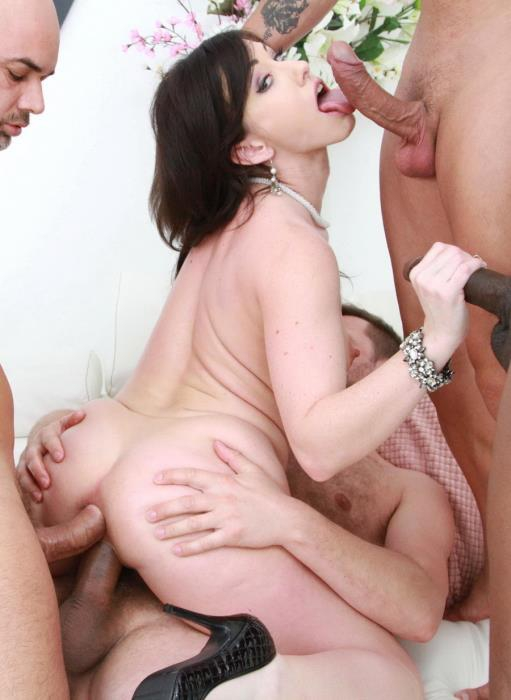 [LegalPorno] Jennifer White - Big Butt Slut Jennifer White Reamed Balls Deep By 4 Huge Cocks And DPed SZ1568 (2016)