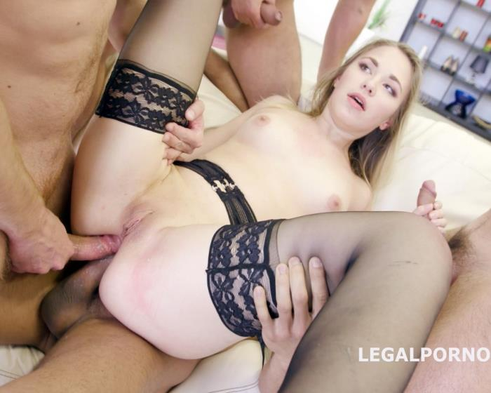 [LegalPorno] Selvaggia - 5 On 1 Welcome In Porn With Selvaggia. No Pussy/DAP/Big Gapes 19yo Girl Fucked Like A Pro GIO273 (2016) [FullHD 1080p]