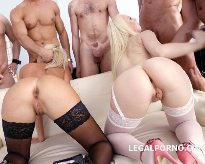 [LegalPorno] Kira Thorn, Victoria Pure - DP And DAP With Kira Thorn And Victoria Pure GIO360 (2017)
