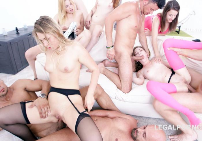 [LegalPorno] Dominica Phoenix, Gabriella, Selvaggia, Angel Smalls - Angel Perversion Part 2 - Angel Smalls And Selvaggia Fight With Their Limit, Balls Deep Anal, DAP, Atogm, Prolapse Etc GIO405 (2017)