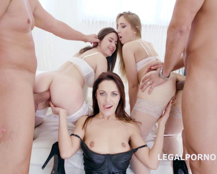 [LegalPorno] Dominica Phoenix, Gabriella, Anya Akulova - Take No Prisoners Part 1 With Gabriella, Anya Akulova And Dominica Phoenix Domination, ATOGM, Balls Deep Anal, DAP GIO463 (2017) [HD 720p]