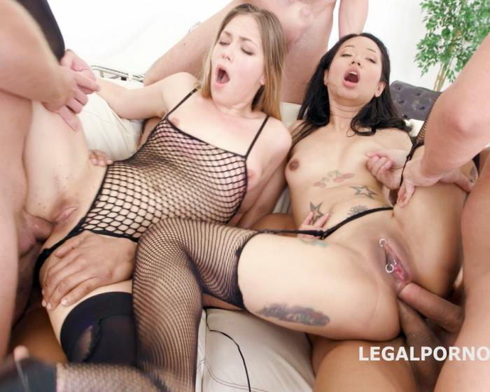[LegalPorno] Selvaggia, Jureka Del Mar - All Over In with Selvaggia And Jureka Del Mar 2 - Balls Deep Anal, DAP, Nelson, Fist And Dick, TAP, Messy Cumshot GIO491 (2017) [HD 720p]