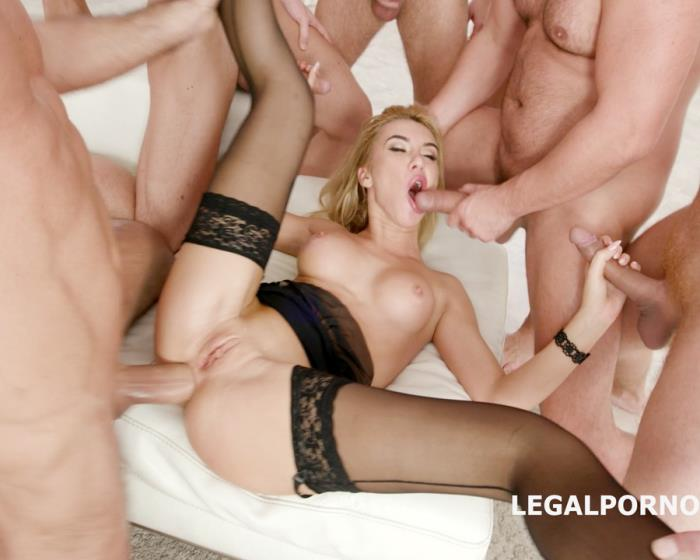 [LegalPorno] Katrin Tequila - Katrin Tequila 10 On 1 Double Anal Gangbang, Balls Deep Anal, ATM, 10 Swallows - Fuck She Is So Good!!! GIO541 (2018)