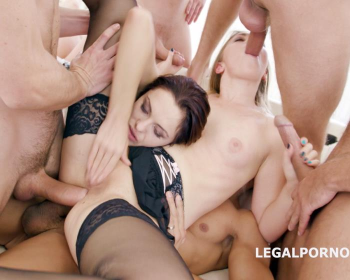 [LegalPorno] Dominica Phoenix, Selvaggia - Double Addicted 5 On 2 With Anal Fisting Dominica Phoenix And Selvaggia No Pussy, Balls Deep, DAP, Gapes, Swallow GIO458 (2018)