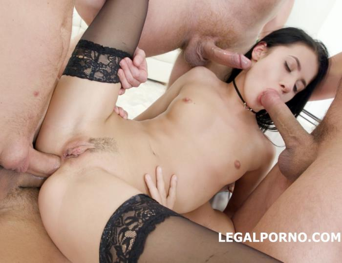 [LegalPorno] Nicole Black - Nicole Black 6Th Lesson 4 On 1 Balls Deep Anal And DP, DAP, Messy Cumshot With Swallow... She Is Almost Ready To Roll GIO518 (2018) [UltraHD 4K]