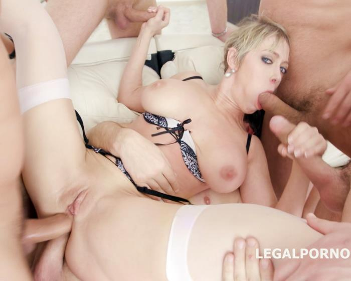 [LegalPorno] Dee Williams - Total Dap Destruction With Dee Williams Balls Deep Anal, DAP, TP, Gapes, Airplane, Swallow GIO631 (2018) [HD 720p]