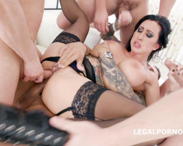 [LegalPorno] Lily Lane - Monsters Of DAP With Lily Lane Balls Deep Anal, Balls Deep DAP, Gapes, Swallow GIO659 (2018) [HD 720p]