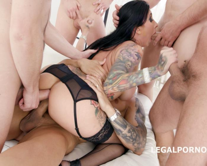 [LegalPorno] Lily Lane - Monsters Of DAP With Lily Lane Balls Deep Anal, Balls Deep DAP, Gapes, Swallow GIO659 (2018) [UltraHD 4K]