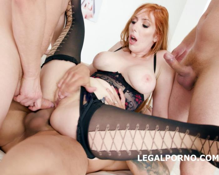 [LegalPorno] Lauren Phillips - Dap Destination With Lauren Phillips Balls Deep Anal, DAP, Gapes, Swallow GIO700 (2018) [HD 720p]