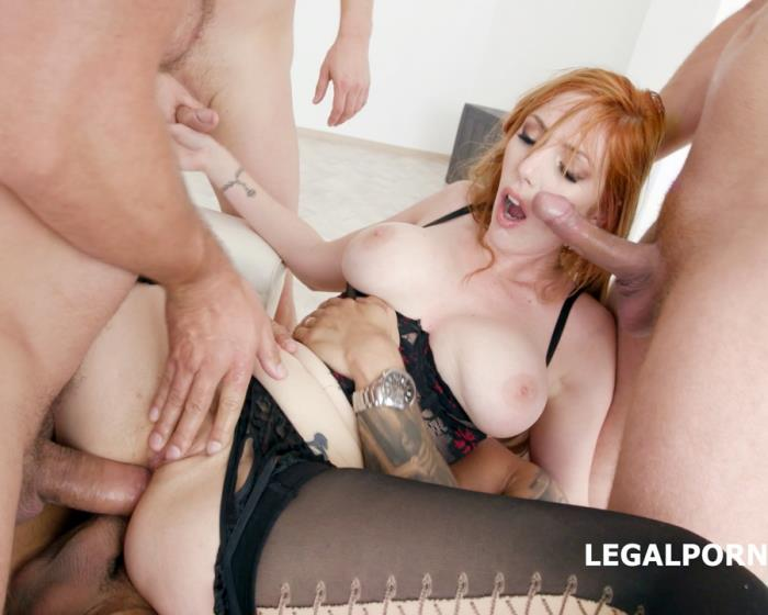 [LegalPorno] Lauren Phillips - Dap Destination With Lauren Phillips Balls Deep Anal, DAP, Gapes, Swallow GIO700 (2018) [UltraHD 4K]