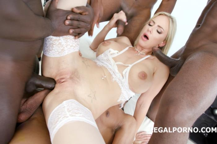 [LegalPorno] Natalie Cherie - Waka Waka, Blacks Are Coming! Natalie Cherry Goes Full Black With Balls Deep Anal, DAP, Gapes, Facial GIO710 (2018) [UltraHD 4K]