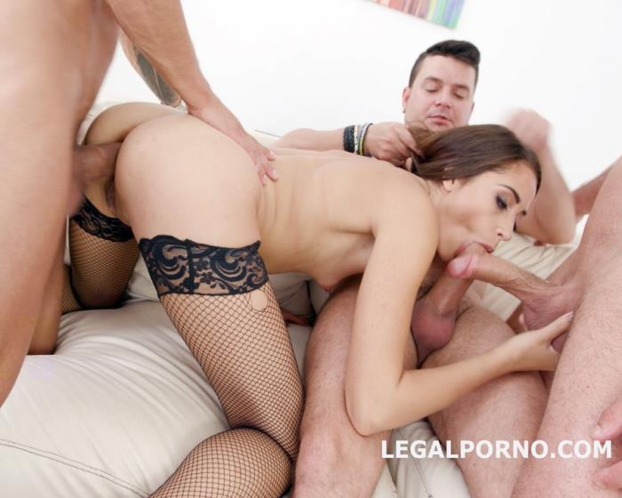 [LegalPorno] Avi Love - BlackEnded With Avi Love 4 White Then 4 Black No Pussy, Balls Deep Anal, DAP, Gapes, Swallow, Facial GIO723 (2018)