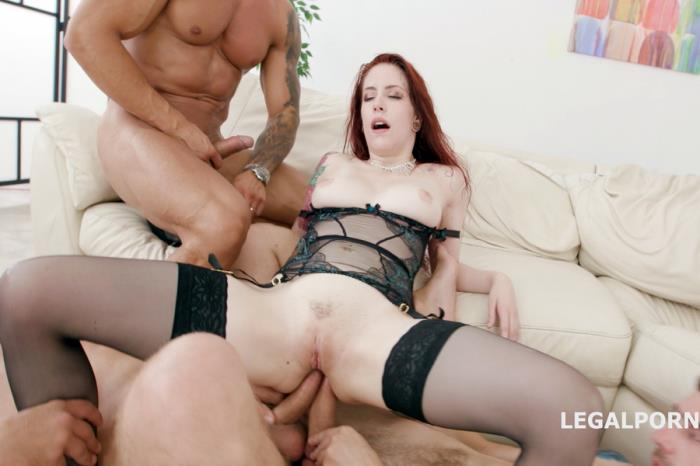 [LegalPorno] Anna De Ville - Monsters Of TAP Anna De Ville Gets Balls Deep DAP, TP, TAP, Big Gapes, Swallow GIO734 (2018) [FullHD 1080p]