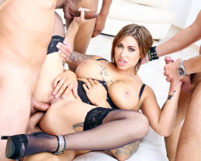 [LegalPorno] Heidi Van Horny - DAP Destination Heidi Van Horny First Time DAP With Short DP, Balls Deep Action, Growing Gapes, 4 Swallow GIO772 (2018) [HD 720p]