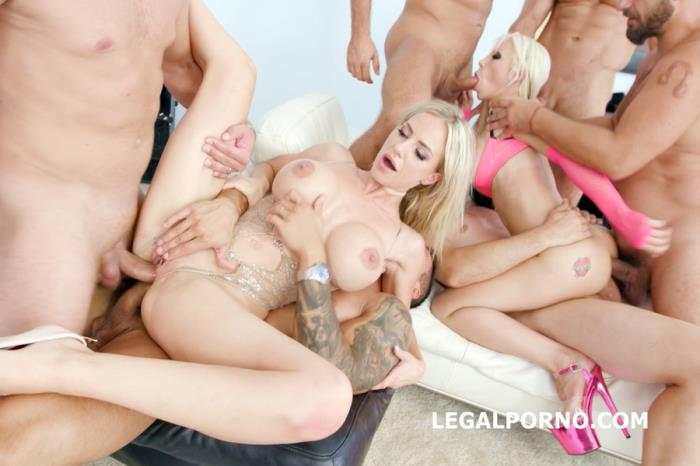 [LegalPorno] Natalie Cherie, Barbie Sins - Just Beauty 2 Natalie Cherie And Barbie Sins Double Anal Battle With DAP, ATOGM, Anal Fisting, Messy Cumshot GIO752 (2018) [HD 720p]