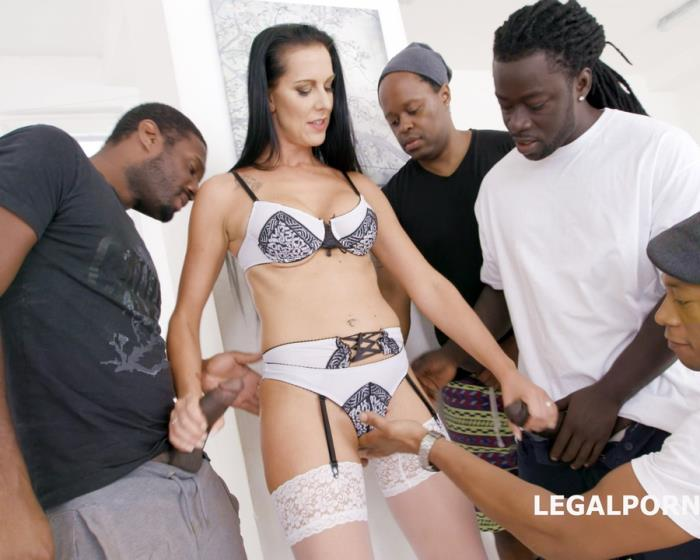 [LegalPorno] Texas Patti - Waka Waka Blacks Are Coming, Texas Patti Gets 4 BBC With Balls Deep Anal, DAP, Gapes, Messy Cumshot GIO745 (2018) [UltraHD 4K]