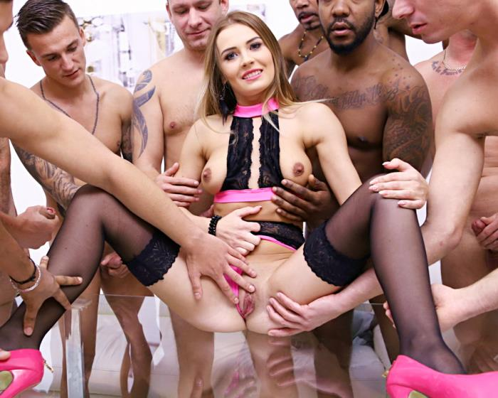 [LegalPorno] Timea Bella - Timea Bella 15-Man Anal Gangbang With DAP, Piss Drinking And Cum Swallow SZ2112 (2018) [HD 720p]