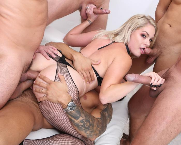 [LegalPorno] Lisey Sweet - Monsters Of TAP, Lisey Sweet Gets 4 On 1 With Balls Deep Anal And DAP, TAP, Dapes, Swallow GIO816 (2019)
