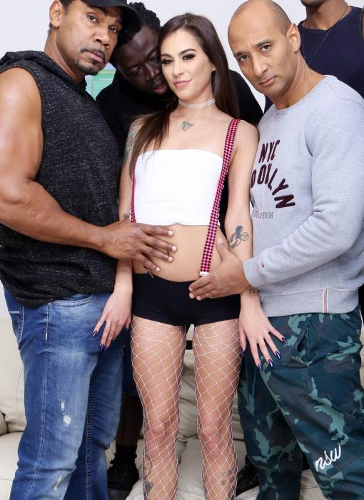 [LegalPorno] Kacie Castle - Blackbusters 5 On 1 With Kacie Castle Balls Deep Anal, DAP, Gapes, Creampie Swallow GIO884 (2019) [HD 720p]