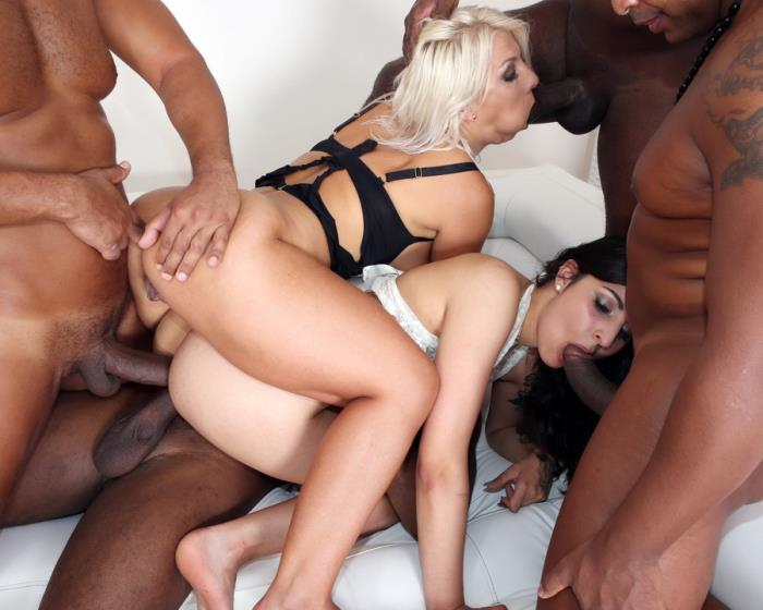 [LegalPorno] Stacy Sommer, XXX Nikyta - Kinky Orgy With Stacy Sommer And XXX Nykita IV270 (2019)