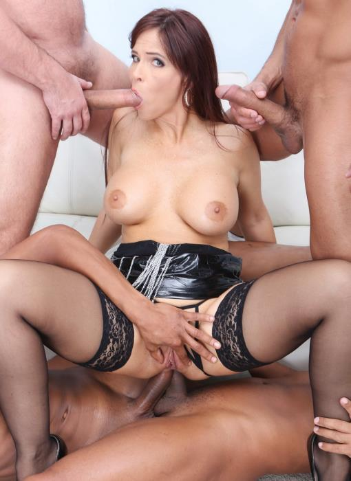 [LegalPorno] Syren De Mer - Monsters Of TAP, Syren De Mer Gets 4 On 1 Balls Deep Anal, DAP, TP, TAP, Manhandle, Swallow GIO913 (2019) [HD 720p]