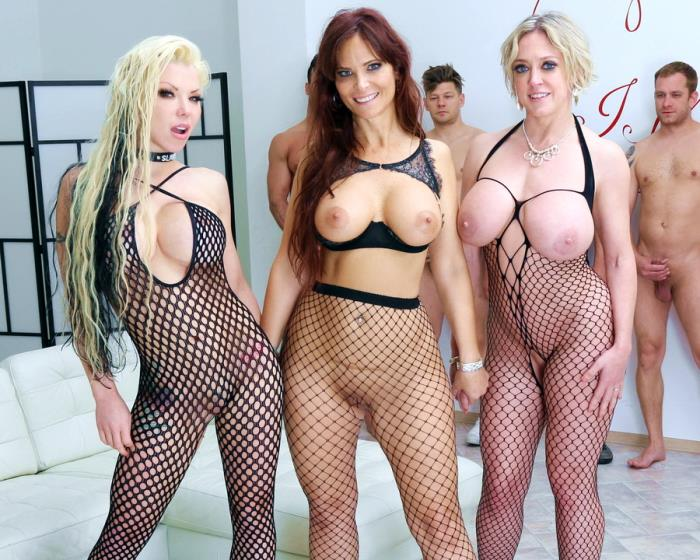 [LegalPorno] Syren De Mer, Dee Williams, Barbie Sins - Outnumbered Both Way Pee Edition 2 With Syren De Mer, Dee Williams And Barbie Sins Balls Deep Orgy, Piss Drinking GIO1063 (2019) [UltraHD 4K]