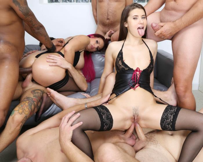 [LegalPorno] Nicole Black, Jolee Love - ATM Queens, Nicole Black And Jolee Love 2 Orgy With Monsters Gapes, Balls Deep Anal, DAP, ATOGM And Swallow GIO1626 (2021) [HD 720p]